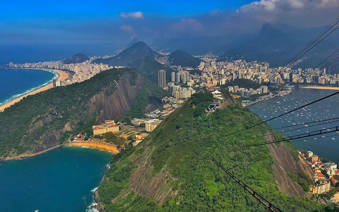 Besuche bei brasilianischen Verwandten