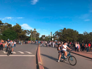 Avenida Belisario Roldan Buenos Aires