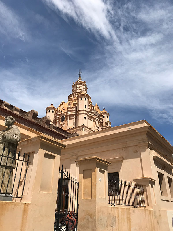 Iglesia Catedral Cordoba Argentinien