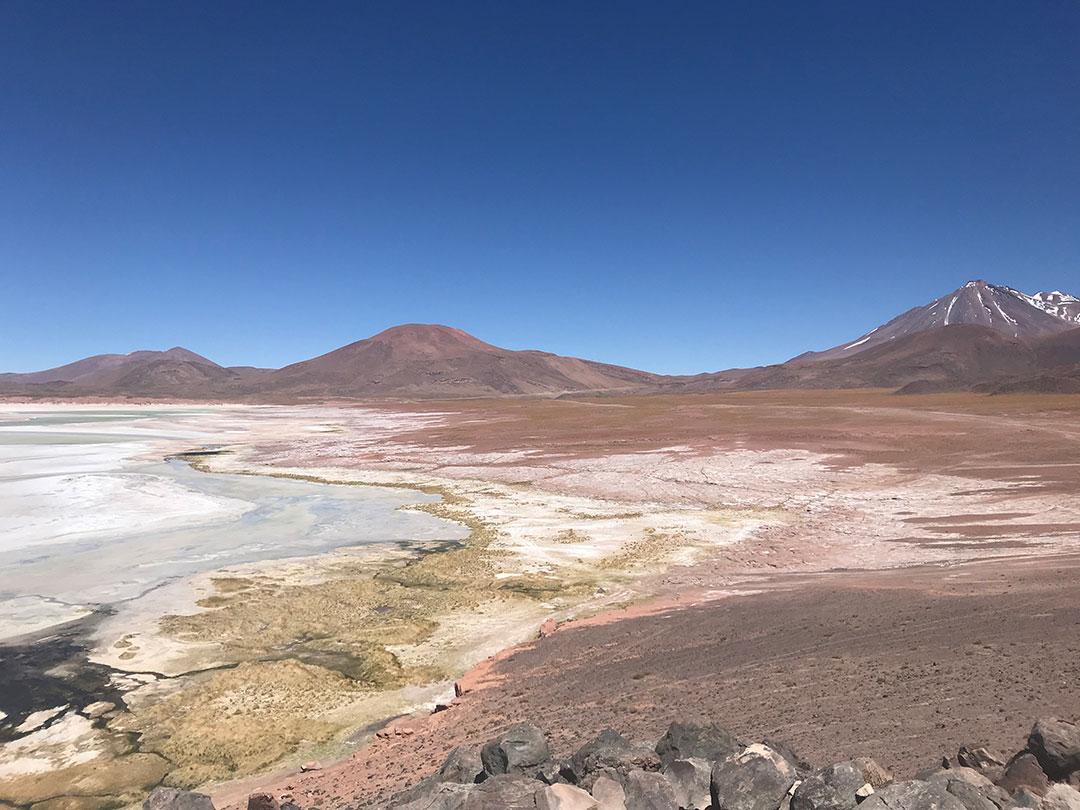 Lagunas Altiplanicas Atacama Chile