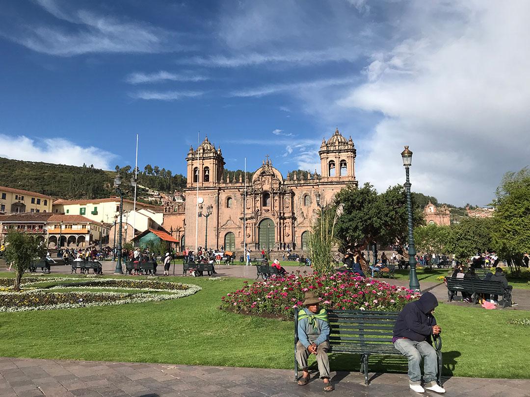 Kathedrale Cusco Peru