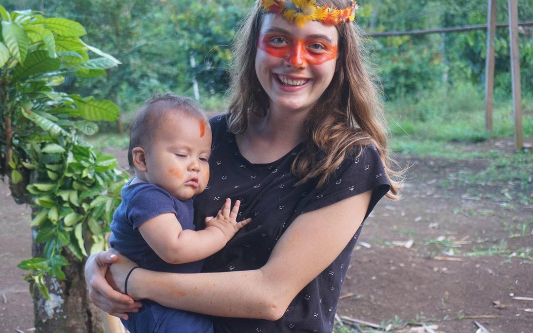 """10 Tage in einer """"comunidad waorani"""""""